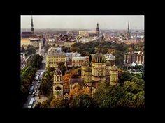Orthodoxy in the Baltic States: Lithuania Latvia Estonia + Byzantine Orthodox Chant in native tongue - YouTube