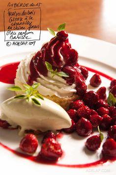 Dessert by Nicolas Castelet.