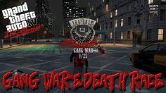 GTA IV GANG WAR & DEATH RACE