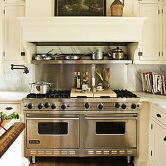 Professional chef's stainless range under home decor,kitchen appliance, range, cooktops, range & hood, freestanding stoves for the kitchen $6,499.
