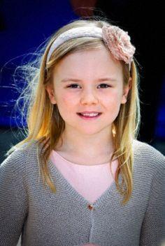 Prinses Ariane, Koningsdag 2014.