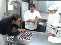 Recette du sablé au chocolat par Pierre Hermé sur Vivolta // Wish I spoke more French!