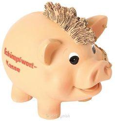 Sparschwein Schimpfwortkasse 110976