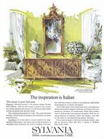 Sylvania Maestro Stereo 1966 Ad via Old Magazines, Vintage Magazines, Vintage Ads, Vintage Appliances, Fluorescent Lamp, Old Ads, Magazine Ads, Dark Backgrounds, Antique Items