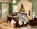 Where the Wild Things Are Bedroom | Pottery Barn Kids---Wow! How cute! Maybe Gabe would like this?