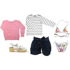 Summer essentials for my 6 year old girl. Children's fashion SS11 from Alex and Alexa and Scandinavian Minimall
