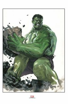Hulk Pissed.