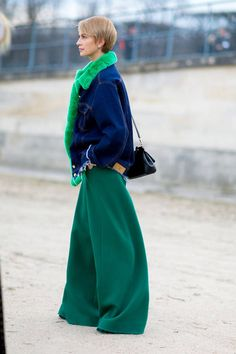 Look oversize : 30 façons de porter le look oversize - Elle