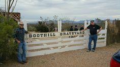 Boothill Graveyard, Tombstone, AZ