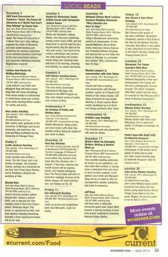 Thanks to Nan Bauer and Ann Arbor's Current Magazine for this coverage of the release of Reel Roy Reviews - scan of article included in the below entry.  http://reelroyreviews.com/2014/03/31/reel-roy-reviews-in-ann-arbor-current-magazine-new-amazon-reviews/