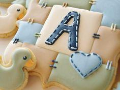 Baby Shower Cookies -