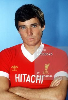 News Photo: Sport Football 1980s Liverpools Alan Hansen