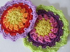 ElenaRegina wool: Girandole gipsy
