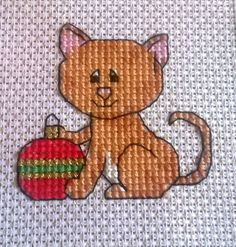 Christmas quick stitch from Cross Stitch Crazy