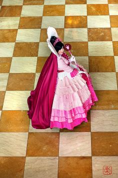 Princess Vanellope von Schweetz from Wreck it Ralph