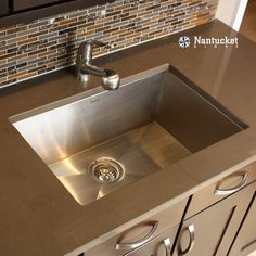 Single Bowl Undermount Kitchen Sink - Kitchen Decorating Ideas On A Budget Check more at http://www.entropiads.com/single-bowl-undermount-kitchen-sink/