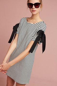 Ribbons & Stripes Dress /
