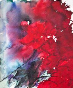 """Red Passion"" - Karen Keough"