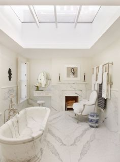 Personal question for all of our followers and clientele. Within this bathroom lies a lot of marble. Walls, floors, fireplace and even the bathtub. Here is the question: Is this to much Marble for you? If so tell us what your dream bathroom is!  http://www.arnoldmasonryandlandscape.com/  #Bathroom #Renovation #Contractor #Company #Georgia #Bathroom_Renovation_Contractor_Company_Georgia #BathroomRenovationContractorCompanyGeorgia