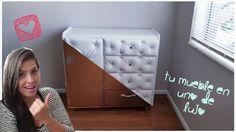 Vero Vi 💋 TU MUEBLE VIEJO EN UNO DE LUJO 💜 Mattress, Bed, Furniture, Home Decor, Old Furniture, Decoration Home, Stream Bed, Room Decor, Mattresses
