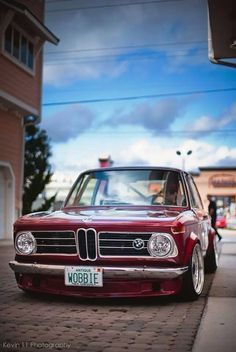 BMW | 2002 | red car