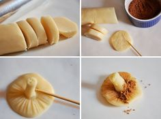 marzipan mushrooms - Imagine Childhood : Outfitting Children and ...