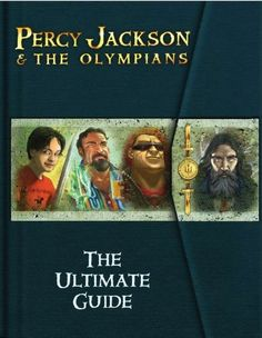 Percy Jackson and the Olympians: The Ultimate Guide (Percy Jackson & the Olympians) by Mary-Jane Knight http://www.amazon.com/dp/1423121716/ref=cm_sw_r_pi_dp_jyZ-tb022R8TH