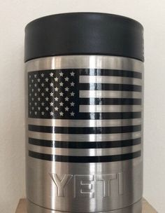 A personal favorite from my Etsy shop https://www.etsy.com/listing/462563583/yeti-cup-decal
