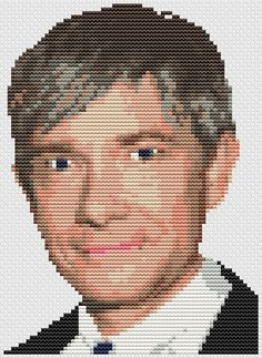 Martin Freeman, star of The Hobbit and Sherlock, featured as issue 183's Celeb Stitch – click here to buy a copy http://secure3.subscribeonline.co.uk/origin/products.sol?mag=CSCZ or visit your app store to download it to your tablet or smartphone!