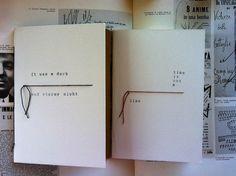 Quaderno Fatto a Mano Time & Space : Quadernetti, agende di petilab