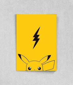 pikachu painting on Mercari Disney Canvas Art, Kids Canvas Art, Small Canvas Paintings, Small Canvas Art, Acrylic Painting Canvas, Pintura Hippie, Pokemon Painting, Hippie Painting, Art Painting Gallery
