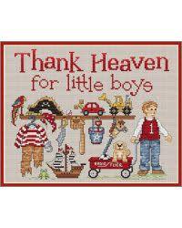 Thank Heaven For Little Boys