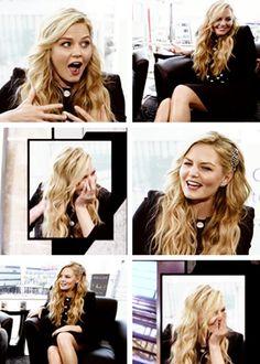 Jennifer Morrison in an interview