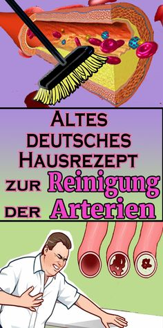 Altes deutsches Hausrezept zur Reinigung der Arterien Fitness Workouts, Sport Fitness, Health Fitness, Diabetes, Herbalism, Detox, Life Hacks, Stress, Food And Drink