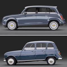 Renault 4 Ever Concept