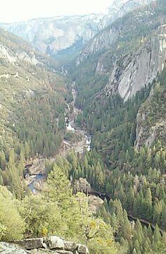 Breathtaking. Yosemite Valley.