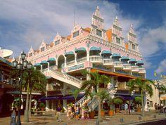 Aruba -Caribbean -Seabourn Cruise