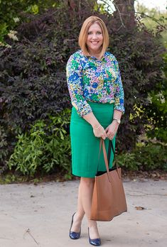 Savvy Southern Chic: Lots of color