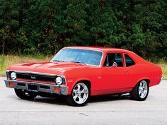 1972 Chevy Nova #ChallengeToWrite