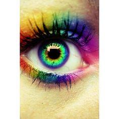 Bright rainbow!