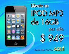 Apple iPod de 16GB