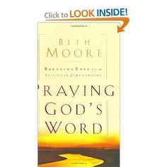 book, Beth Moore