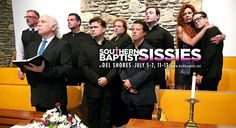 Sellout Crowds for Southern Baptist Sissies in Last Weekend