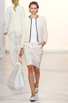 Aquascutum. S/S 2012    Skirts with pockets--YES PLEASE!