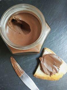 zufikowo: Masło czekoladowe (3 składniki)