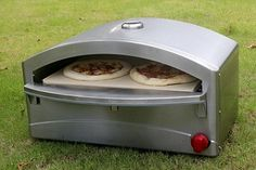 Stainless Steel Pizza Oven!  Makes awesome pizzas.  For enquiries:  giglifestyle@gmail.com