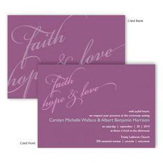 Emerson Clic Wedding Invitations Invitation Design Our Perfect