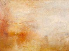 J. M. W. Turner, Sunset