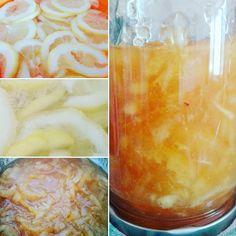 In questo periodo i limoni sono indispensabili...gustosi, con tante proprietà benefiche. Facciamo una marmellata semplice e veloce!