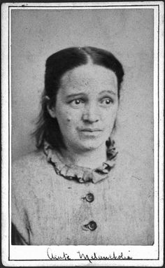 Portraits of inmates from a 'Lunatic Asylum,' 1869 | Dangerous Minds